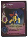 Marvel Super Hero Squad Foundation Single X-Woman Rare