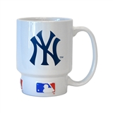 Boelter New York Yankees Batter Up Sculpted Coffee Mug