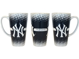 New York Yankees Sculpted Latte Coffee Mug - Regular Price $14.95 !!!