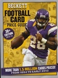 2013 Beckett Football Yearly Price Guide (30th Edition) (Peterson)