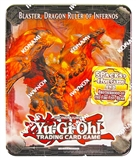 Konami Yu-Gi-Oh 2013 Collectible Tins Wave 1 Tin - Blaster, Dragon Ruler of Infernos
