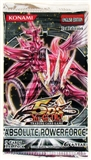 Konami Yu-Gi-Oh Absolute Powerforce Booster Pack
