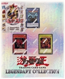 Konami Yu-Gi-Oh Legendary Collection Box