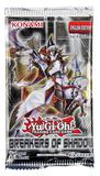 Yu-Gi-Oh Breakers of Shadow Booster Pack