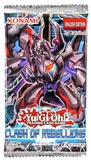 Yu-Gi-Oh Clash of Rebellions 1st Editon Booster Pack