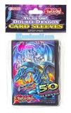 Konami Yu-Gi-Oh Double Dragon Card Sleeves 50 Count Pack