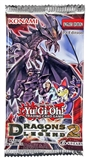 Yu-Gi-Oh Dragons of Legend Series 2 1st Edition Booster Pack