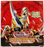 Konami Yu-Gi-Oh 2011 Dawn of the XYZ Starter Deck Box