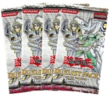 Upper Deck Yu-Gi-Oh GX Duelist Aster Phoenix Booster Pack (Lot of 4)