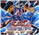 Konami Yu-Gi-Oh Generation Force Special Edition Box