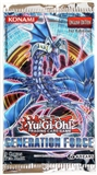 Konami Yu-Gi-Oh Generation Force Booster Pack