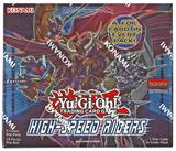 Konami Yu-Gi-Oh High-Speed Riders Booster Box