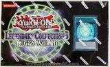 Konami Yu-Gi-Oh Legendary Collection 3: Yugi's World Box