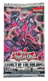 Konami Yu-Gi-Oh Legacy of the Valiant 1st Edition Booster Pack