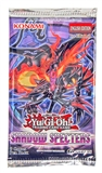 Konami Yu-Gi-Oh Shadow Specters 1st Edition Booster Pack