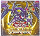 Konami Yu-Gi-Oh The New Challengers: Super Edition Box