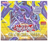 Yu-Gi-Oh! The New Challengers 1st Edition Booster Box