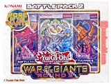 Konami Yu-Gi-Oh Battle Pack 2: War of the Giants Round 2 Pack