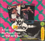 Super Stars Yo! MTV Raps Box (ProSet - 1991)