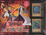Upper Deck Yu-Gi-Oh Duel Master's Guide 6 Set Case (Yugi & Kaiba Deck + DVD)