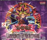 Upper Deck Yu-Gi-Oh Labyrinth of Nightmare 1st Edition Booster Box (24-Pack)