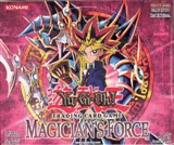 Upper Deck Yu-Gi-Oh Magician's Force 1st Edition Booster Box (24-Pack)