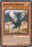 Yu-Gi-Oh Legendary Collection Single Judgment Dragon Common 1st Edition - NEAR MINT