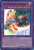 Yu-Gi-Oh CROS 1st Ed. Single Ritual Beast Ulti-Gaiapelio Ultra Rare - NEAR MINT (NM)