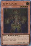 Yu-Gi-Oh Astral Pack 5 Single Bujin Yamato Ultimate Rare - NEAR MINT (NM)