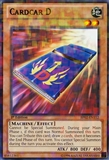 Yu-Gi-Oh Battle Pack 2 1st Ed. Single Cardcar D Mosaic Rare - SLIGHT PLAY (SP)