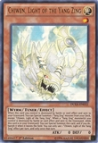 Yu-Gi-Oh Duelist Alliance Single Chiwen, Light of the Yang Zing Ultra Rare - SLIGHT PLAY