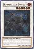 Yu-Gi-Oh Crossroads of Chaos 1st Ed. Single Doomkaiser Dragon Ultimate Rare