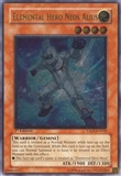 Yu-Gi-Oh Tactical Evolution 1st Ed. Single Elemental Hero Neos alius Ultimate Rare - NEA