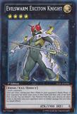 Yu-Gi-Oh Legacy of the Valiant 1st Ed. Single Evilswarm Exciton Knight Secret Rare - NM