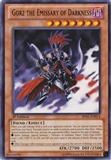 Yu-Gi-Oh Battle Pack 1st Edition Single Gorz The Emissary of Darkness Rare - NEAR MINT