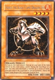 Yu-Gi-Oh Soul of the Duelist Single Horus the Black Flame Dragon LV4 Rare - HEAVY PLAY