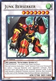 Yu-Gi-Oh Extreme Victory 1st Edition Single Junk Berserker Ultra Rare - NEAR MINT (NM)