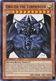 Yu-Gi-Oh Battle Pack Epic Dawn Single 1st Edition Obelisk the Tormentor Rare BP01-EN038 - NM