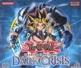 Upper Deck Yu-Gi-Oh Dark Crisis Unlimited Booster Box (24-Pack)