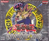 Upper Deck Yu-Gi-Oh Invasion of Chaos 1st Edition Booster Box