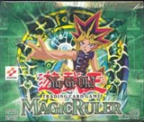 Upper Deck Yu-Gi-Oh Magic (Spell) Ruler 1st Edition Booster Box (36-Pack)