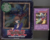 Upper Deck Yu-Gi-Oh 2003 Holiday XYZ Dragon Cannon Tin