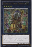 Yu-Gi-Oh Abyss Rising 1st. Edition Single Madolche Queen Tiaramisu Ultimate Rare  - NEAR