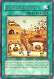 Yu-Gi-Oh Raging Battle Single Ojama Country Rare - SLIGHT PLAY (SP)