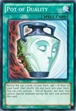 Yu-Gi-Oh SDOK 1st Ed. Single Pot of Duality Common - NEAR MINT (NM)