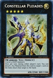 Yu-Gi-Oh Hidden Arsenal 1st Ed. Single Constellar Pleiades Secret Rare - SLIGHT PLAY (SP