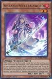 Yu-Gi-Oh Breakers of Shadow 1st Ed. Single Shiranui Spectralsword Ultra Rare - NEAR MINT (NM)