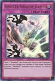 Yu-Gi-Oh Primal Origin Single Sinister Shadow Games Ultra Rare - NEAR MINT (NM)