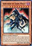 Yu-Gi-Oh Duelist Pack Yugi Single Sorcerer of Dark Magic Super Rare 1st Edition