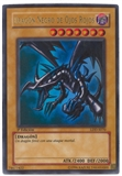 Yu-Gi-Oh LOB 1st Ed. SPANISH Single Red Eyes B. Dragon Ultra Rare - SLIGHT PLAY (SP)